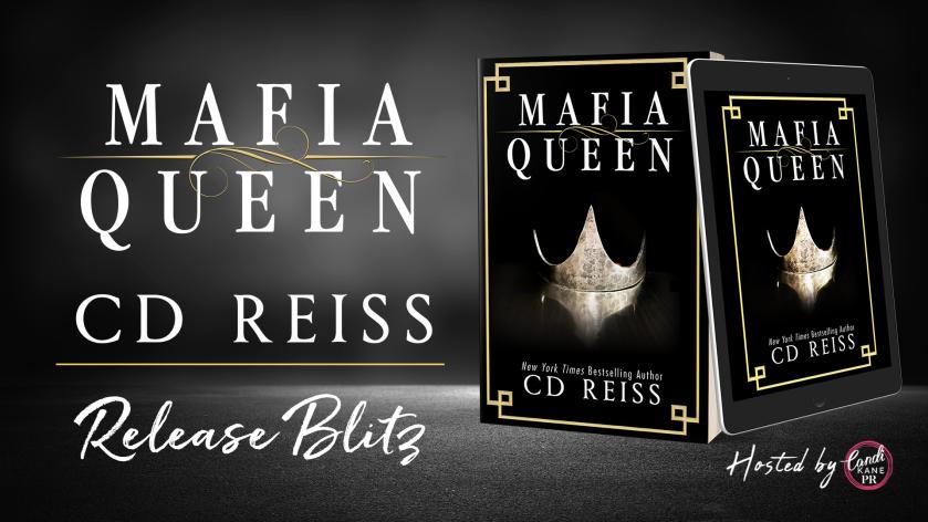 CD Reiss Mafia Queen FB Release Blitz banner (real cover)